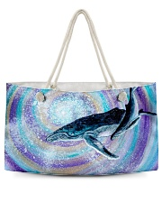 The Whale Swirl Weekender Tote thumbnail