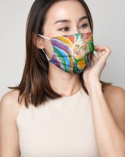 The Chakras 3 Layers Mask 3 Layer Face Mask - Single aos-face-mask-3-layers-lifestyle-front-05