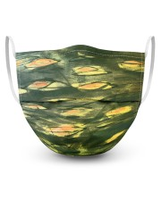 Green Light 3 Layers Mask 3 Layer Face Mask - Single front