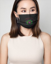 Colorful Hole 3 Layers Mask 3 Layer Face Mask - Single aos-face-mask-3-layers-lifestyle-front-01