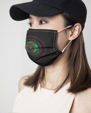 Colorful Hole 3 Layers Mask 3 Layer Face Mask - Single aos-face-mask-3-layers-lifestyle-front-06
