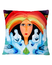 Peace Land Square Pillowcase thumbnail