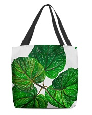 Green Plant All-Over Tote tile
