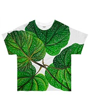 Green Plant All-Over T-Shirt tile