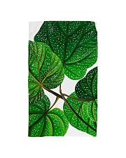 Green Plant Hand Towel tile