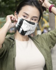Self Explore 3 Layers Mask 3 Layer Face Mask - Single aos-face-mask-3-layers-lifestyle-front-10