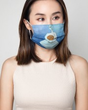 The Center 3 Layers Mask 3 Layer Face Mask - Single aos-face-mask-3-layers-lifestyle-front-01