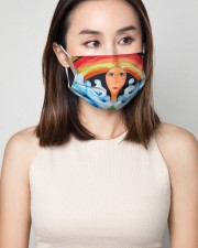 PeaceLand 3 Layers Mask 3 Layer Face Mask - Single aos-face-mask-3-layers-lifestyle-front-01