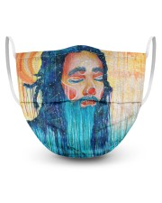 King Of Sea 3 Layers Mask 3 Layer Face Mask - Single front