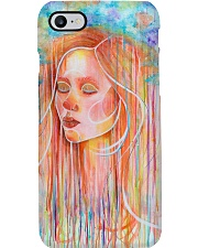Peaceful Girl Phone Case thumbnail