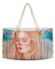 Peaceful Girl Weekender Tote thumbnail