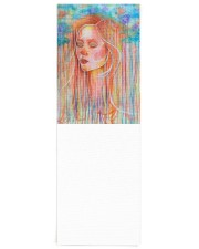 Peaceful Girl Yoga Mat 24x70 (vertical) thumbnail