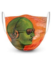 Cool Guy 3 Layers Mask 3 Layer Face Mask - Single front