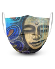 Peaceful 3 Layers Mask 3 Layer Face Mask - Single front