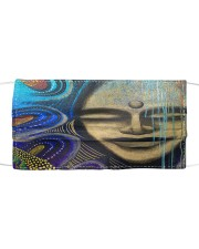 Peaceful Mask Cloth face mask front