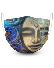 Peaceful Mask 2 Layer Face Mask - Single thumbnail