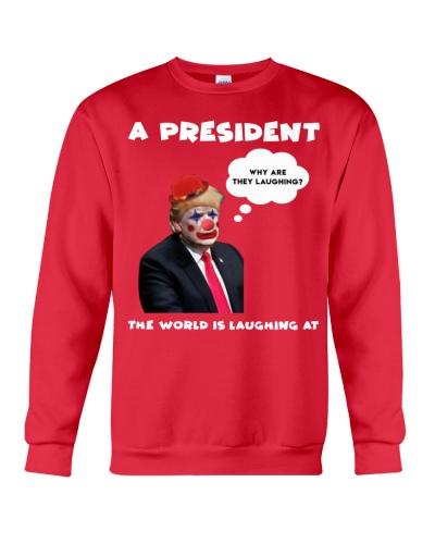 Macrolid 2D Trump Clown