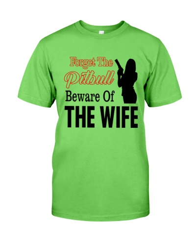 Forget The Pitbull Beware Of The Wife