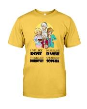 Stay Golden Classic T-Shirt thumbnail