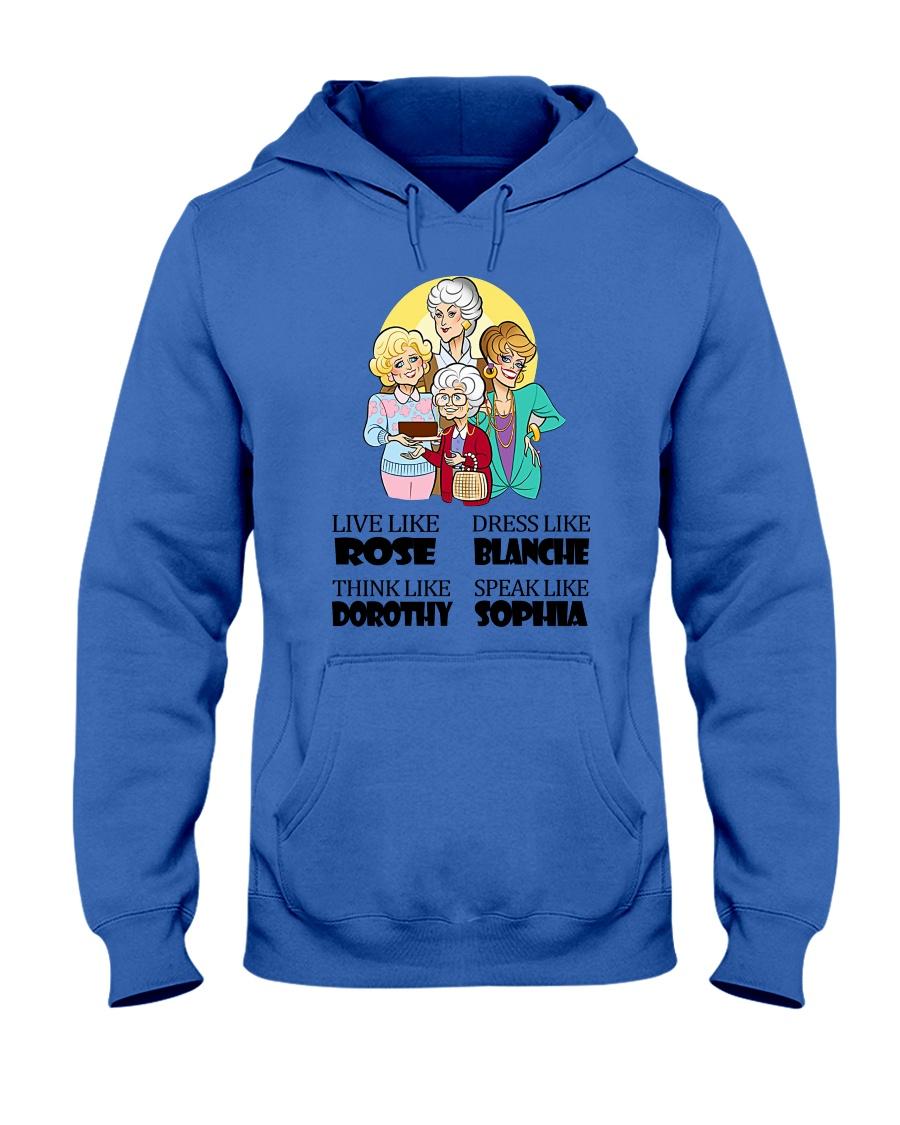 Stay Golden Hooded Sweatshirt