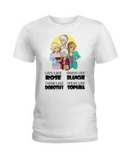 Stay Golden Ladies T-Shirt thumbnail