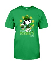 Happy St Patrick's Day Classic T-Shirt thumbnail