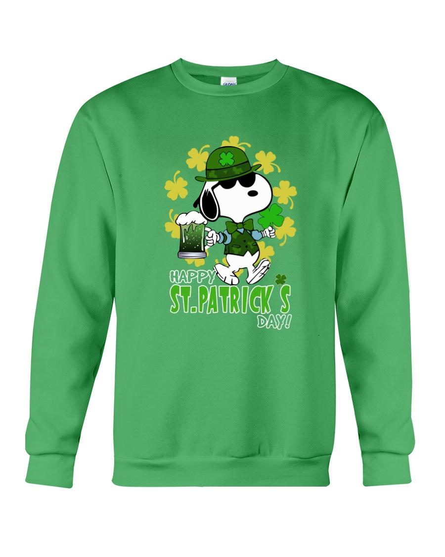 Happy St Patrick's Day Crewneck Sweatshirt