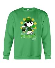Happy St Patrick's Day Crewneck Sweatshirt front