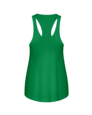 Happy St Patrick's Day Ladies Flowy Tank back