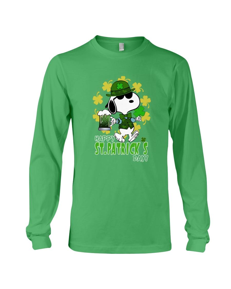Happy St Patrick's Day Long Sleeve Tee