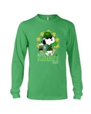 Happy St Patrick's Day Long Sleeve Tee thumbnail