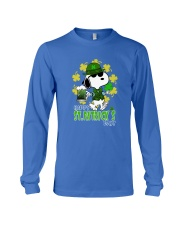 Happy St Patrick's Day Long Sleeve Tee front