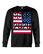 8645 Anti Trump Crewneck Sweatshirt thumbnail