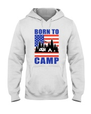 Born To Camp Hooded Sweatshirt thumbnail