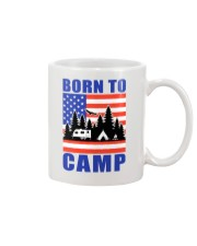 Born To Camp Mug thumbnail