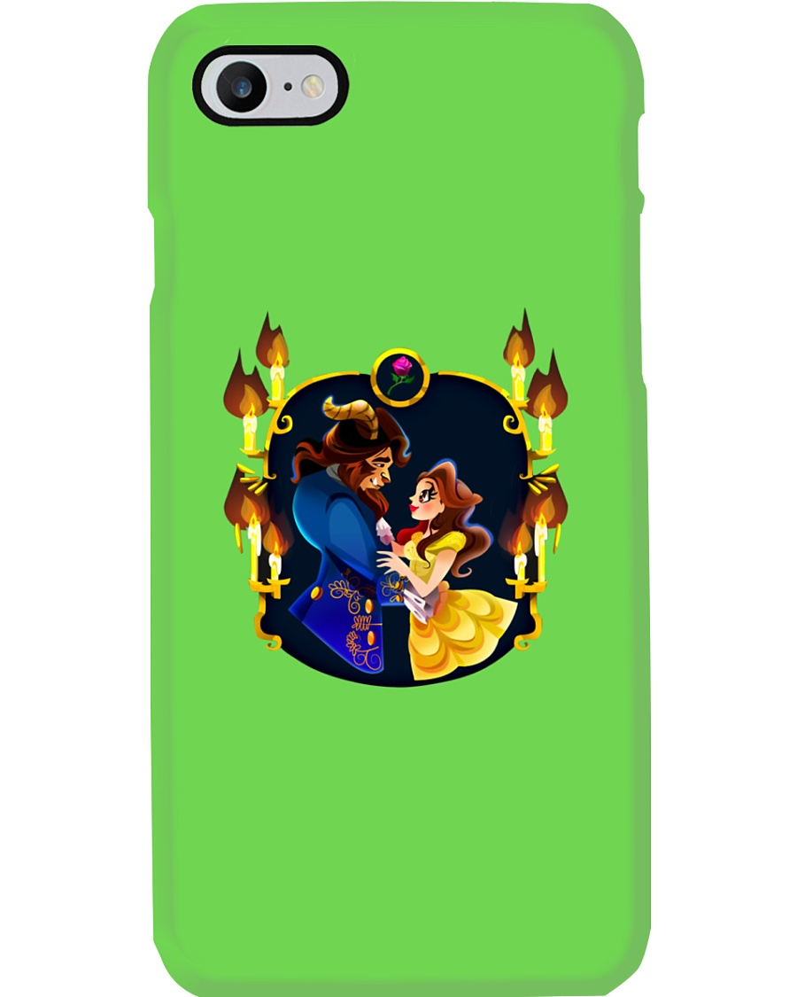 Beauty And The Beast 1 Phone Case
