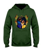 Beauty And The Beast 1 Hooded Sweatshirt thumbnail