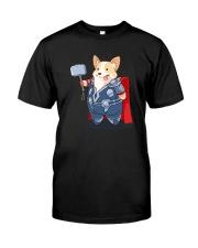 Super Corgi Classic T-Shirt thumbnail