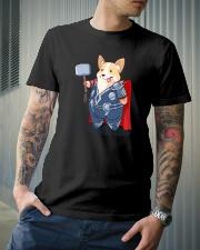 Super Corgi Classic T-Shirt lifestyle-mens-crewneck-front-6
