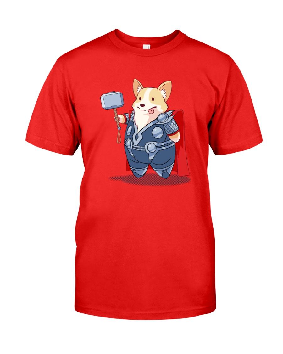Super Corgi Classic T-Shirt