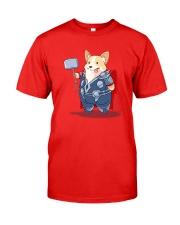 Super Corgi Classic T-Shirt front