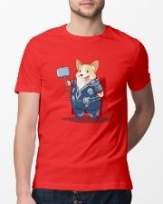 Super Corgi Classic T-Shirt lifestyle-mens-crewneck-front-13
