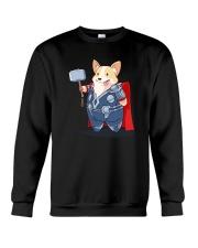 Super Corgi Crewneck Sweatshirt thumbnail
