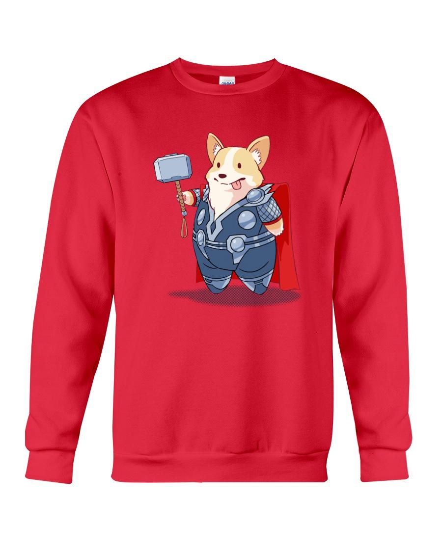 Super Corgi Crewneck Sweatshirt