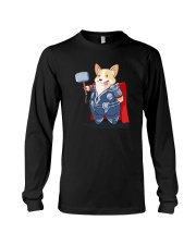 Super Corgi Long Sleeve Tee thumbnail