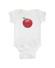 Baby shirt - The Apple Onesie thumbnail