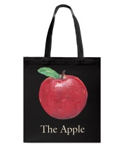 Baby shirt - The Apple Tote Bag front