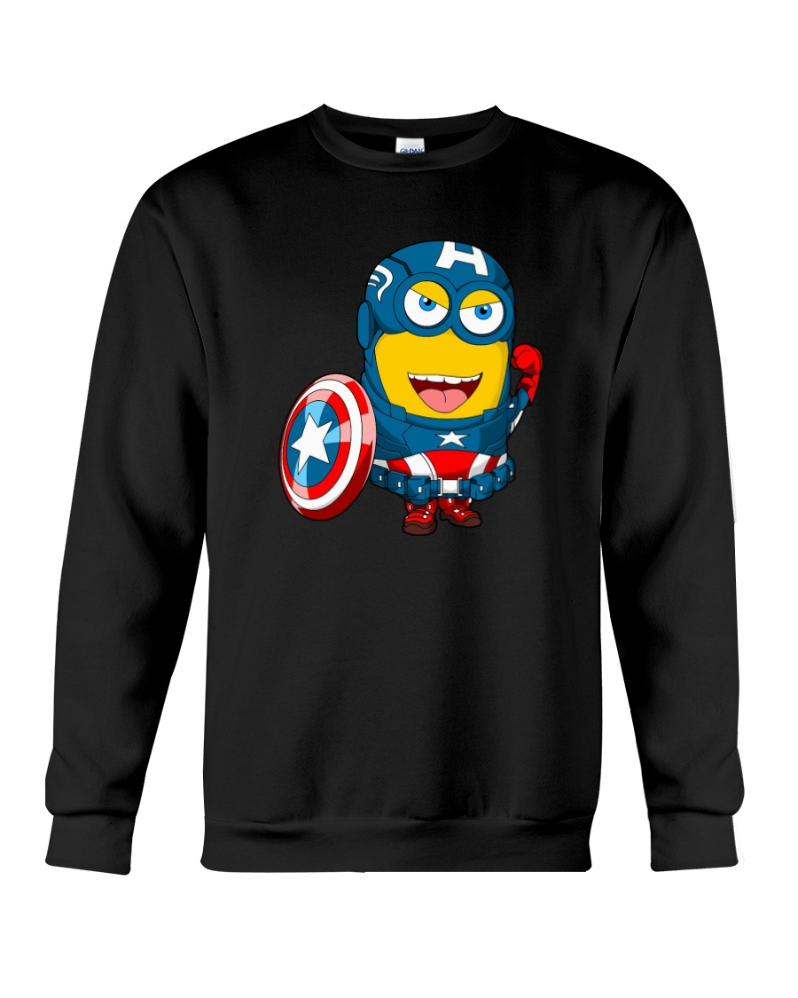 Banana Captain Crewneck Sweatshirt