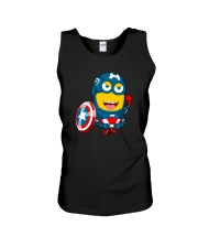 Banana Captain Unisex Tank tile
