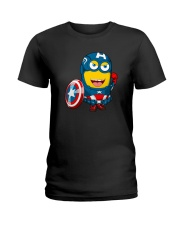 Banana Captain Ladies T-Shirt thumbnail